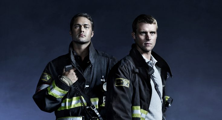 'Chicago Fire' Star Taylor Kinney Blazes Own Trail