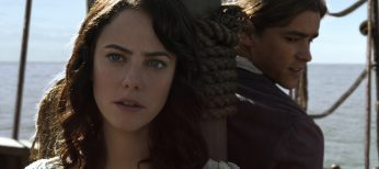 Brenton Thwaites, Kaya Scodelario Are New Recruits in 'Pirates' Sequel