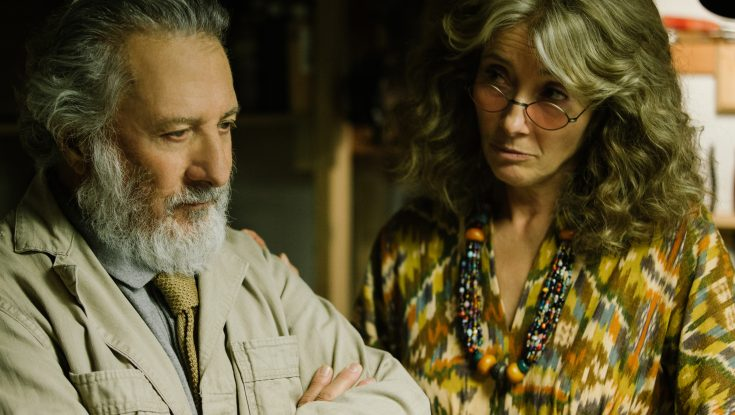 Dustin Hoffman Plays Imperfect Patriarch in 'Meyerowitz Stories'