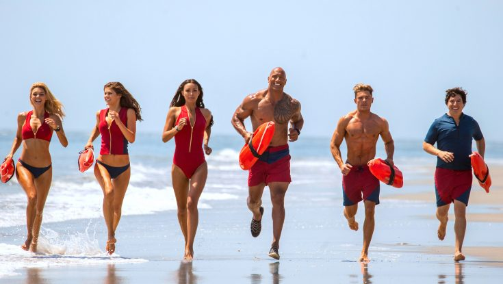 'Baywatch' is Pure Summer Fun