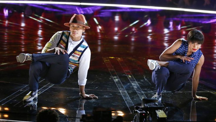 Photos: Jennifer Lopez Back in Judge's Chair for 'World of Dance'