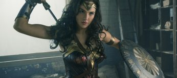 Photos: Gal Gadot, Chris Pine Talk 'Wonder Woman'