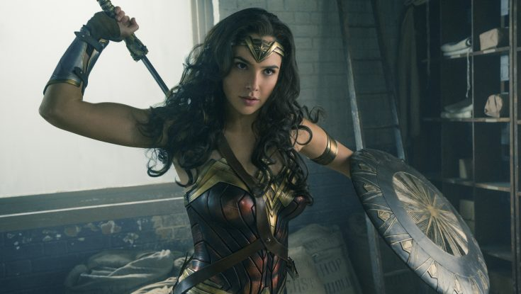 'Wonder Woman' is Engaging but Not Quite Wonderful