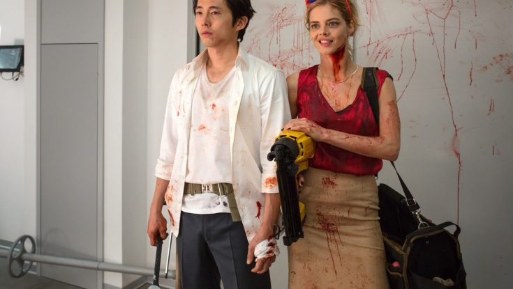Former 'Walking Dead' Star Fights Another Virus in 'Mayhem'