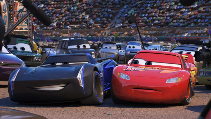 New and Beloved Characters Rev Up for 'Cars 3'