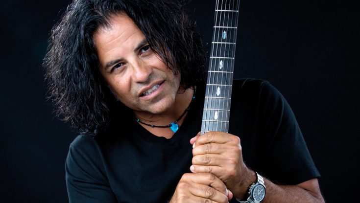 Legendary Guitarist Stevie Salas Produces Doc Exploring Native American Influencers