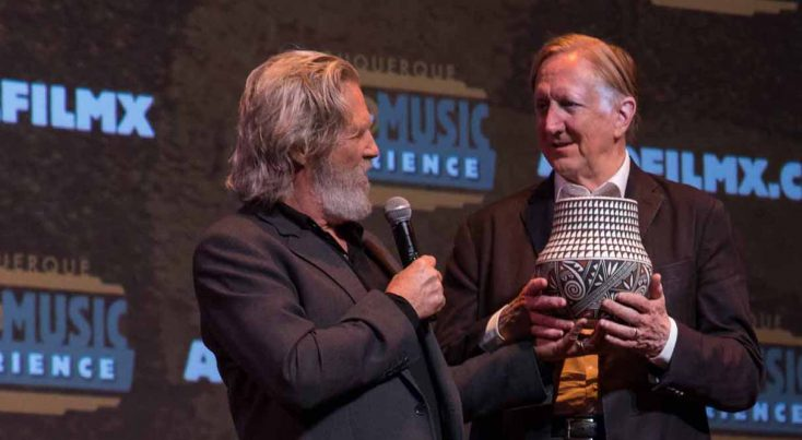 Jeff Bridges and T-Bone Burnett on the Fusion of Film and Music