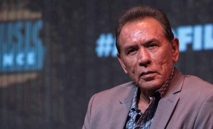 Native American Actor Wes Studi Revisits 'Last of the Mohicans'