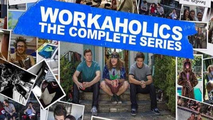 Two New 'Workaholics' Show Up on DVD