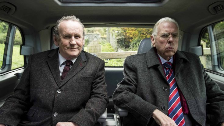 Photos: EXCLUSIVE: Timothy Spall on Playing Unionist Leader in 'The Journey'