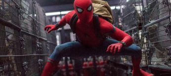 Tom Holland Spins a New Generation of Superhero in 'Spider-Man: Homecoming'