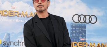 Downey Jr. Reprises Iconic Character in 'Spider-Man: Homecoming'