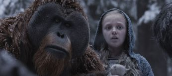 Photos: Actions Speak Louder Than Words for Amiah Miller in 'War for the Planet of the Apes'