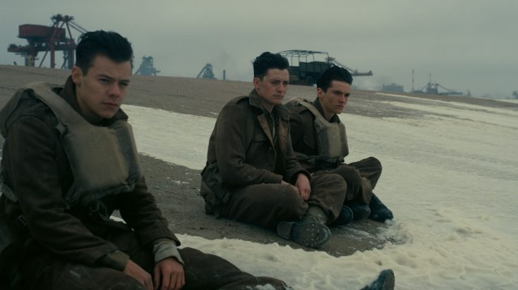 IMAX Spectacle 'Dunkirk' Short on Story