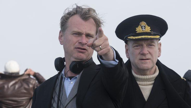 Photos: Christopher Nolan Recreates Miraculous Event in 'Dunkirk'