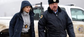 Photos: EXCLUSIVE: Elizabeth Olsen Investigates Agent Role in 'Wind River'