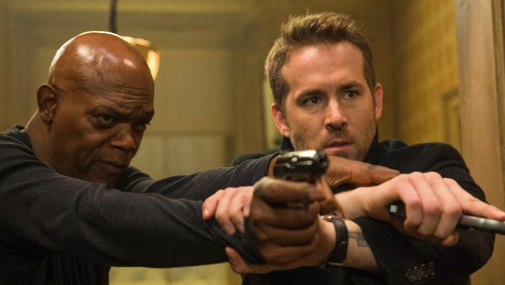 Ryan Reynolds Pairs Up with Samuel L. Jackson in 'Hitman's Bodyguard'