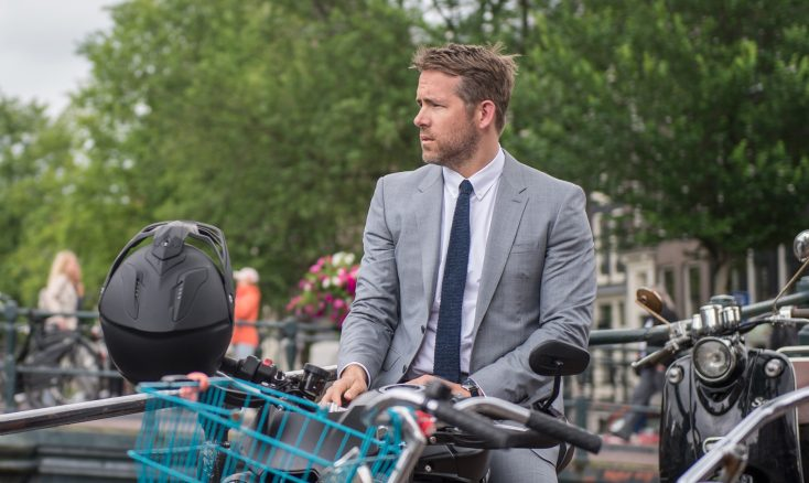 Photos: Ryan Reynolds Pairs Up with Samuel L. Jackson in 'Hitman's Bodyguard'