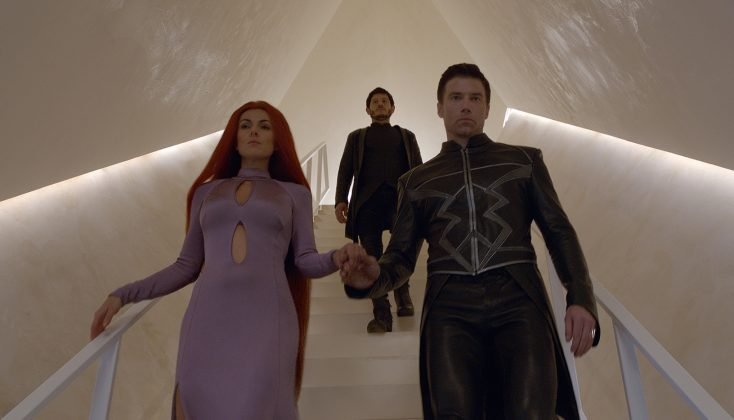 Photos: Executive Producer Jeph Loeb Talks 'Marvel's Inhumans'