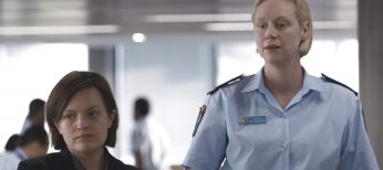 Gwendoline Christie Trades Armor for a Badge in 'Top of the Lake: China Girl'