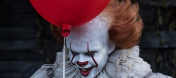 Photos: Bill Skarsgard Nails 'It' as Fearsome Stephen King Clown