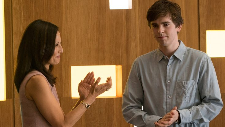 Photos: Freddie Highmore Goes from Life Taker to Life Saver on 'The Good Doctor'