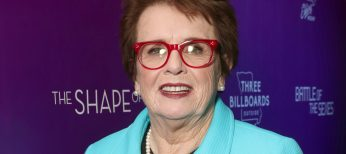 Billie Jean King Recalls 'Battle of the Sexes'