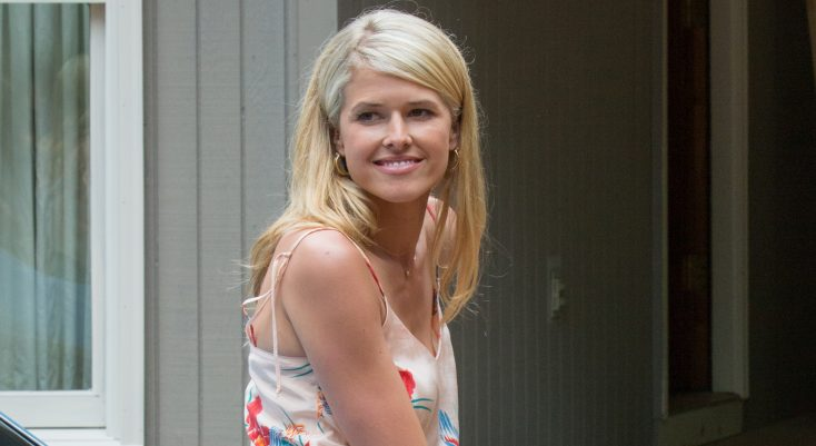 EXCLUSIVE: Sarah Wright Olsen on Co-Starring with Tom Cruise in 'American Made'