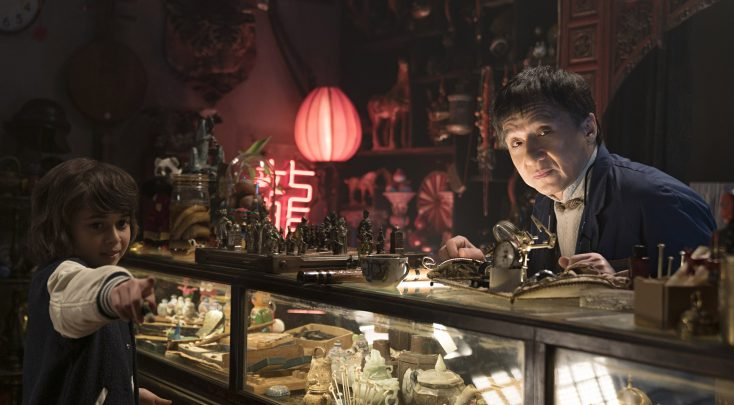 Photos: Jackie Chan is the Master in 'Ninjago' Movie