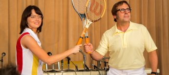 Photos: Emma Stone Aces Depiction of Tennis Icon in 'Battle of the Sexes'