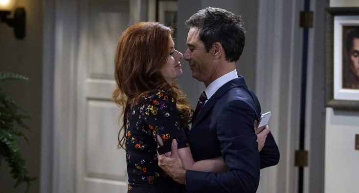 Photos: Eric McCormack Talks Returning to 'Will & Grace 2.0' or is it Season 9?