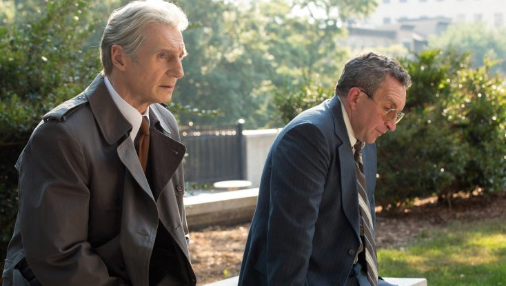 Photos: Liam Neeson Plays Noted Watergate Whistleblower in 'Mark Felt: The Man Who Brought Down the White House'