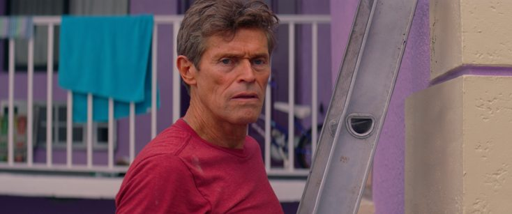Before 'Aquaman' Wave, Willem Dafoe Plays Everyday Hero in 'Florida Project'