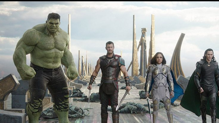 Photos: Cast, Filmmakers Game for 'Thor: Ragnarok'