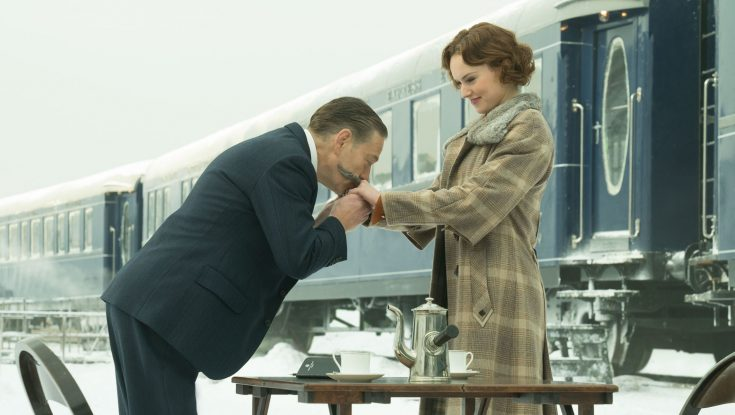 Photos: Kenneth Branagh Takes a Stab at Classic Whodunit 'Murder on the Orient Express'