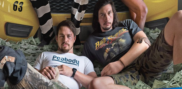 Photos: Steven Soderbergh's 'Logan Lucky' Speeds onto Home Entertainment