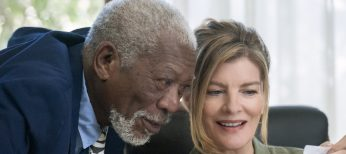 Photos: EXCLUSIVE: Rene Russo is 'Just Getting Started' with Morgan Freeman, Tommy Lee Jones Comedy