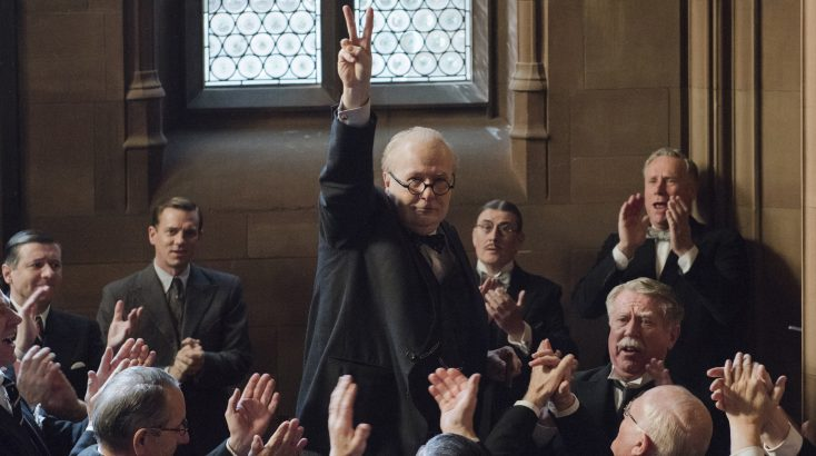 EXCLUSIVE: 'Darkest Hour' Cinematographer Bruno Delbonnel Talks Recreating Wartime Britain