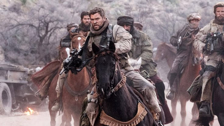 Photos: Chris Hemsworth Leads the Cavalry in '12 Strong'
