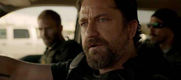 Photos: Gerard Butler, 50 Cent Starrer Banks on Audiences' Love of Old School Action Flicks