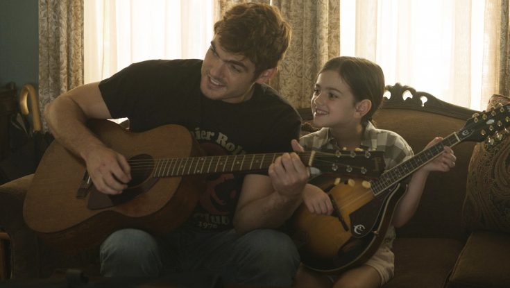Photos: Alex Roe Goes Country for 'Forever My Girl'