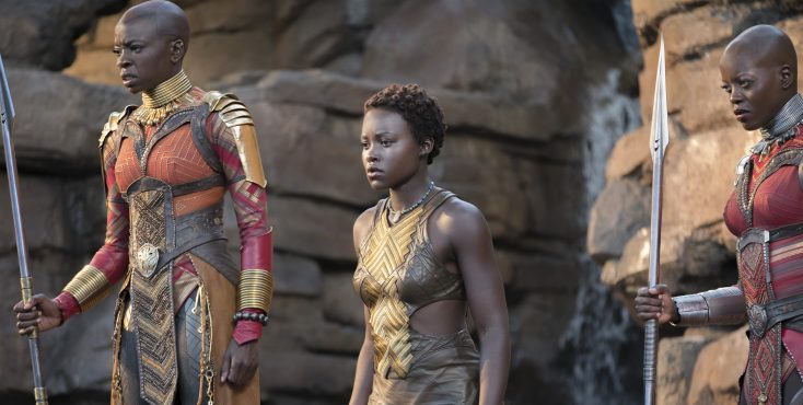 Photos: Take a Pass on Blah 'Black Panther'