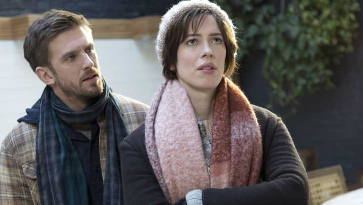 Dan Stevens, Rebecca Hall Get 'Permission'
