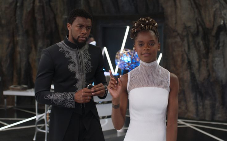 Photos: 'Black Panther' Rooted in Empowered Females