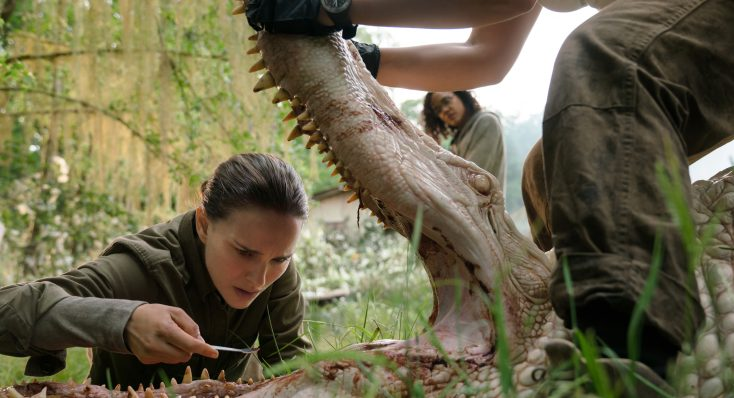 'Annihilation' More Good-Looking Than Good