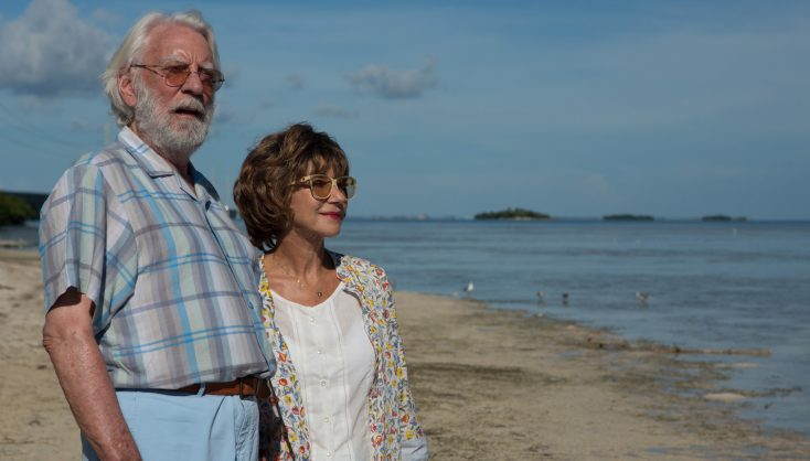 Photos: Dame Helen Mirren Goes For a Ride with Donald Sutherland in 'The Leisure Seeker'