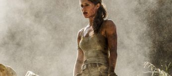 Alicia Vikander Stars in Rebooted 'Tomb Raider'