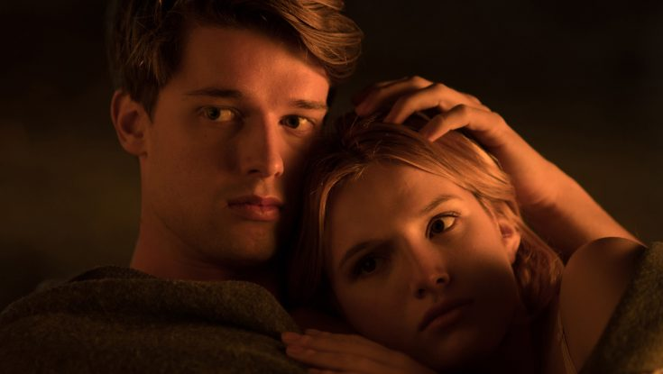Photos: Patrick Schwarzenegger Pumped Up for Lead Role in 'Midnight Sun'