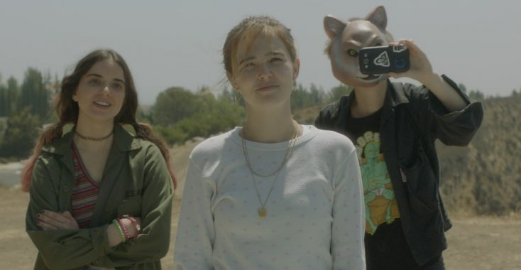 Photos: Zoey Deutch Blossoms in 'Flower'