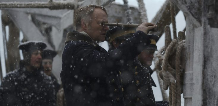 Jared Harris Sets Sail on a Perilous Journey in AMC's 'The Terror'